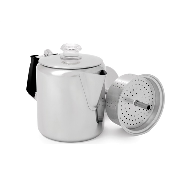 Gsi Outdoors Stainless Percolator 6cup Ram Mountaineering