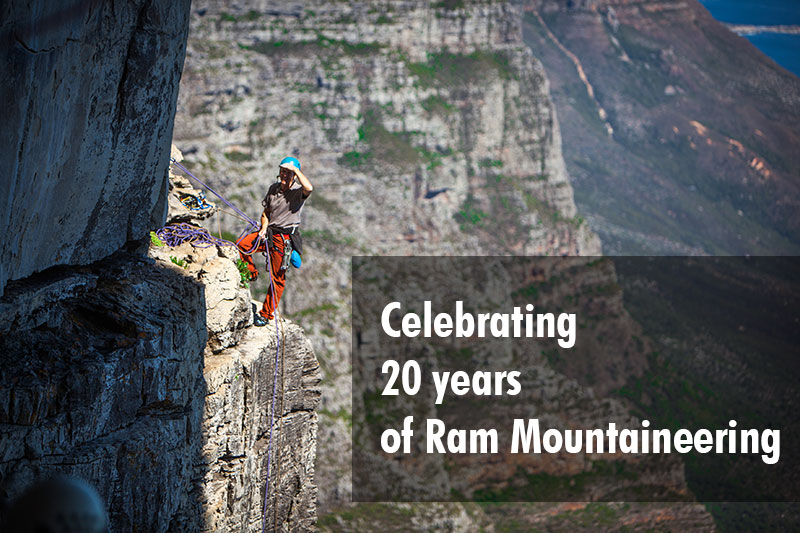 Celebrating 20 years of RAM
