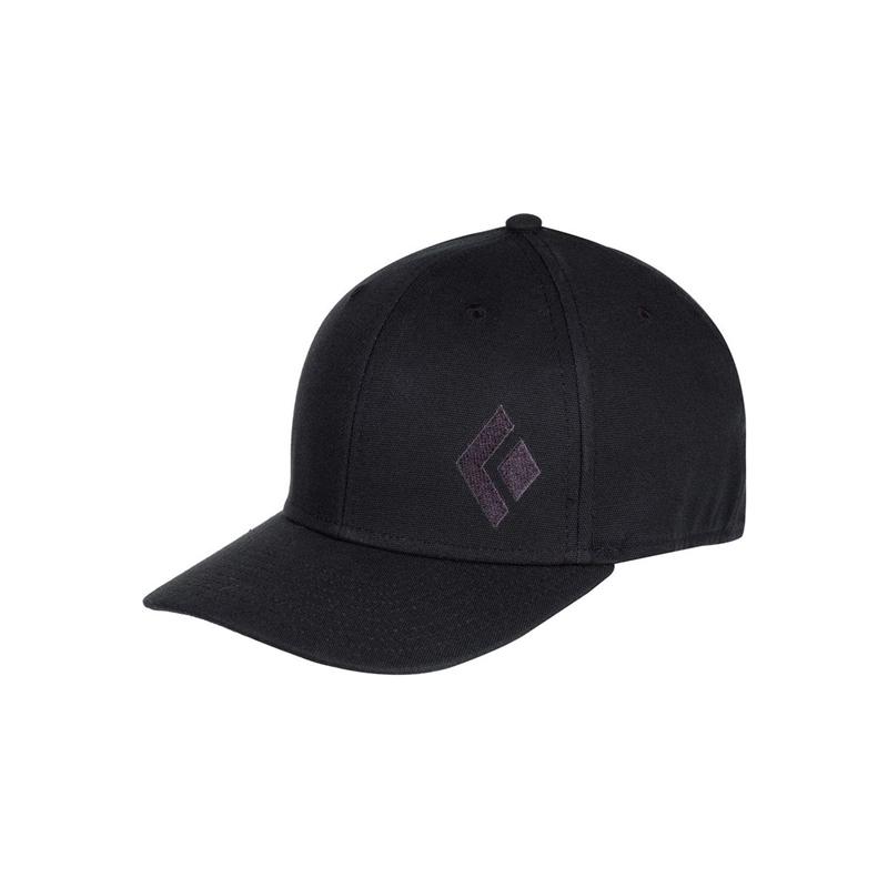 Black Diamond Logo Hat - Ram Mountaineering 228948c00bb