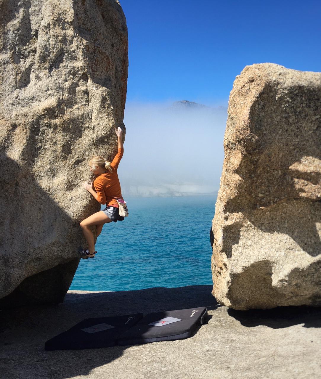 ram mountaineering athlete rouen