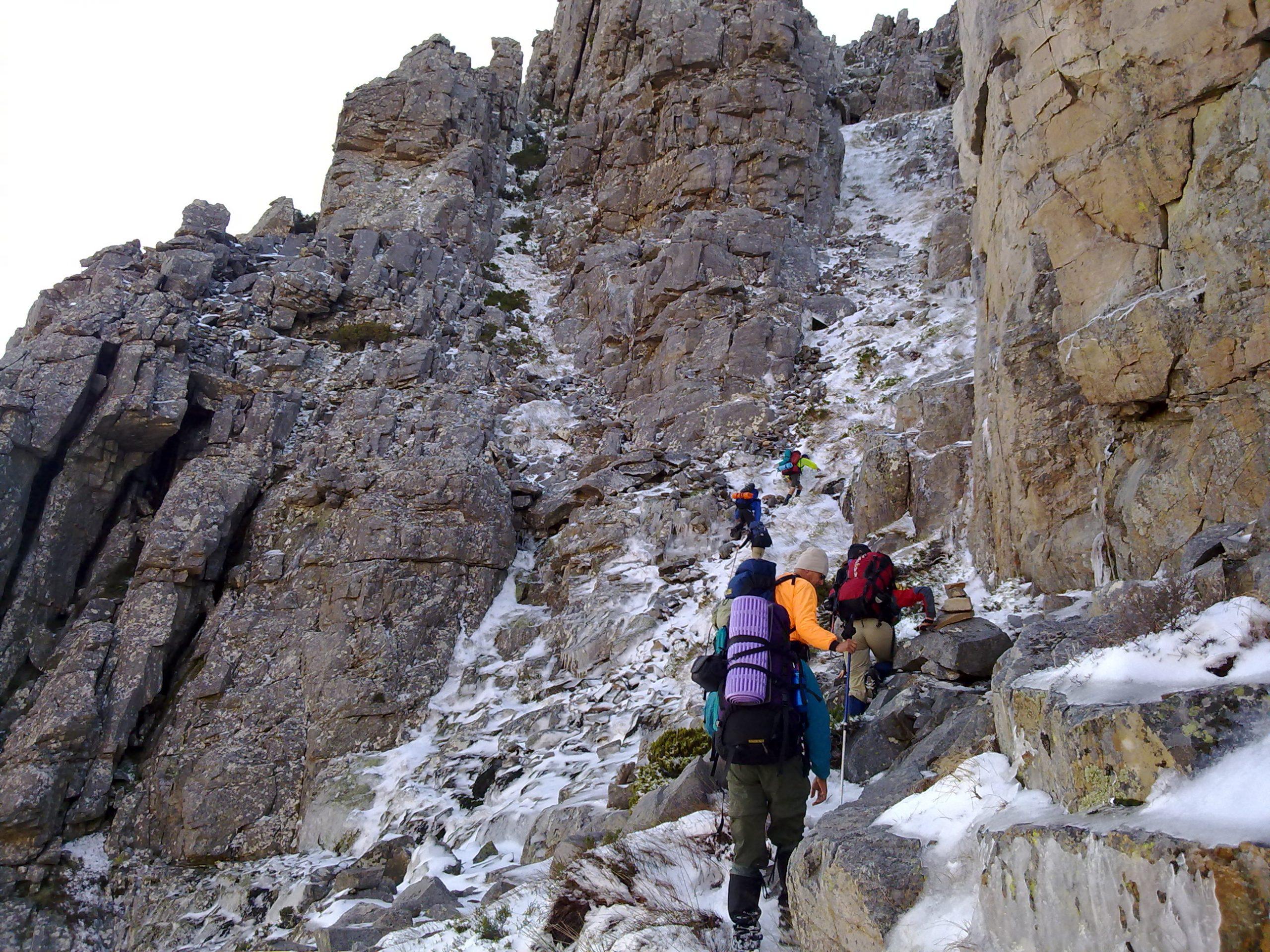 SA winter hiking essential gear